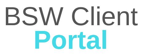 BSW Client Portal